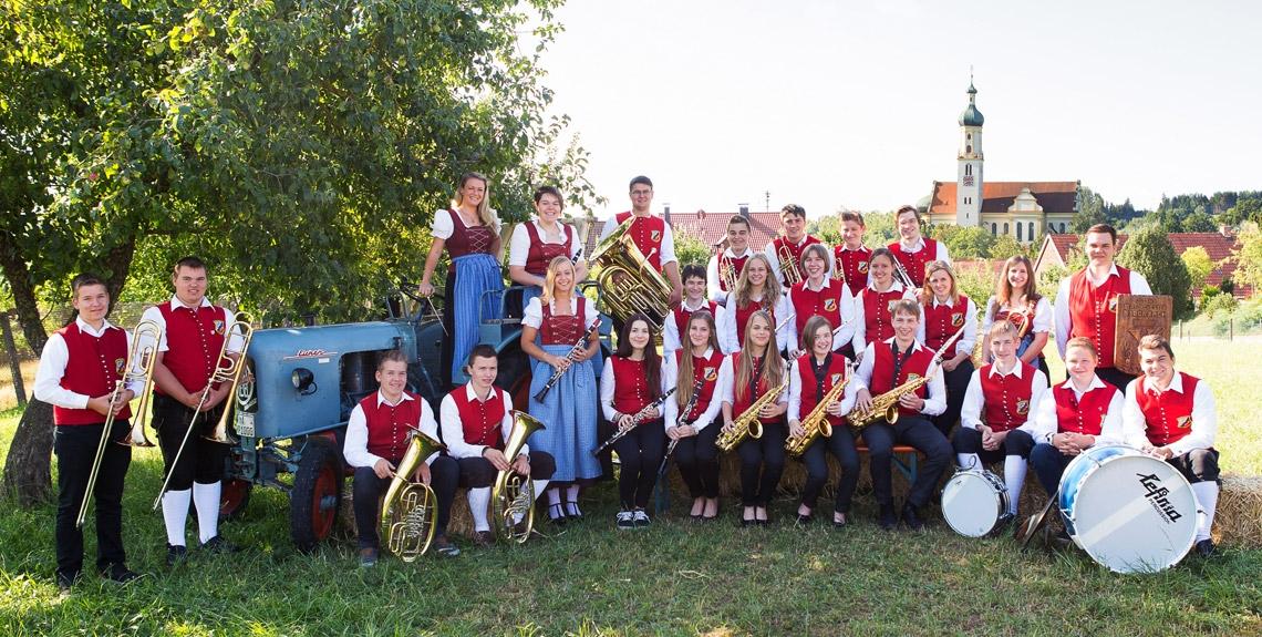 Jugendblasorchester Biberbach