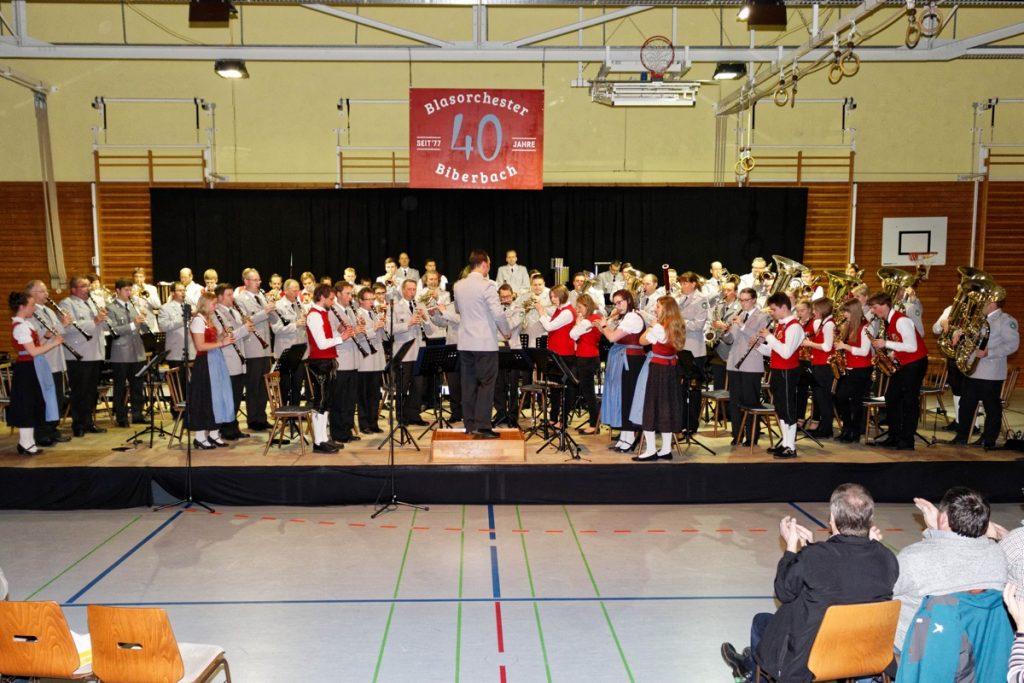 Benefizkonzert Gebirgsmusikkorps