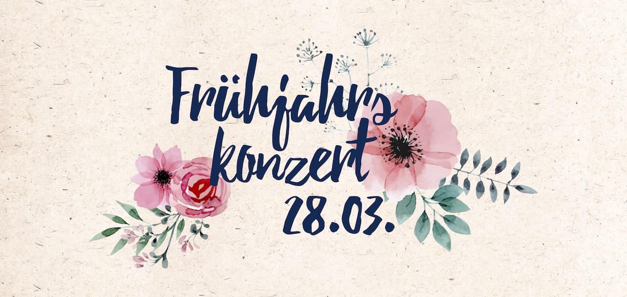 Frühjahrskonzert Blasorchester Biberbach